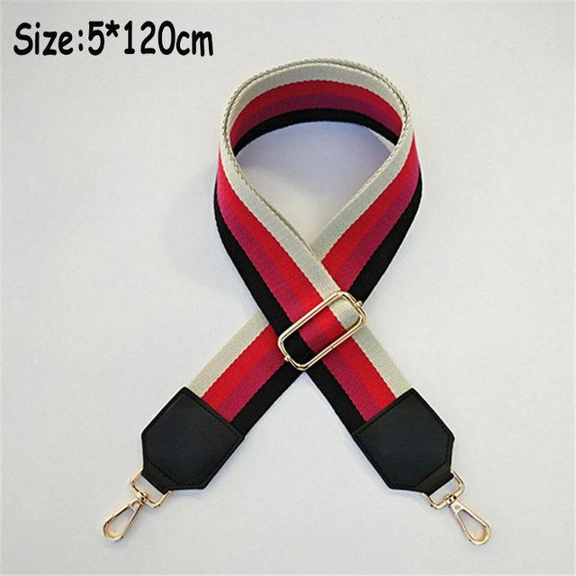 New-Nylon-Wide-Strap-For-Bag-Striped-Belt-Women-Shoulder-Bag-Strap-For-Crossbody-Handles-Adjustable