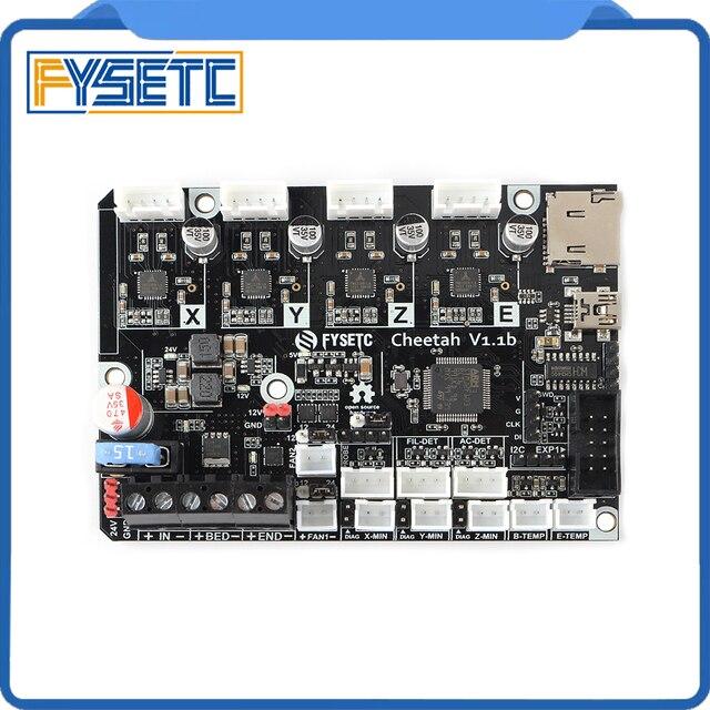チーターv1.1b 32bitボードTMC2209 uartサイレントボードマーリン 2.0 クローナミニE3 TMC2208 ためCR10 Ender 3 Ender 3 プロEnder 5