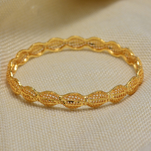 New Fashion Dubai Arab Luxury Gold Color Jewelry Bangles for Women Ethiopian Bracelets Middle East African Party wedding Gifts anniyo 65cm necklace and earrings for women gold colo arab middle east wedding jewelry qatar dubai saudi arabia gifts 088706