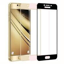 9D anti patlama koruyucu cam Samsung Galaxy A3 A5 A7 J3 J5 J7 2016 2017 ekran koruyucu için samsung s7 tam kapak cam