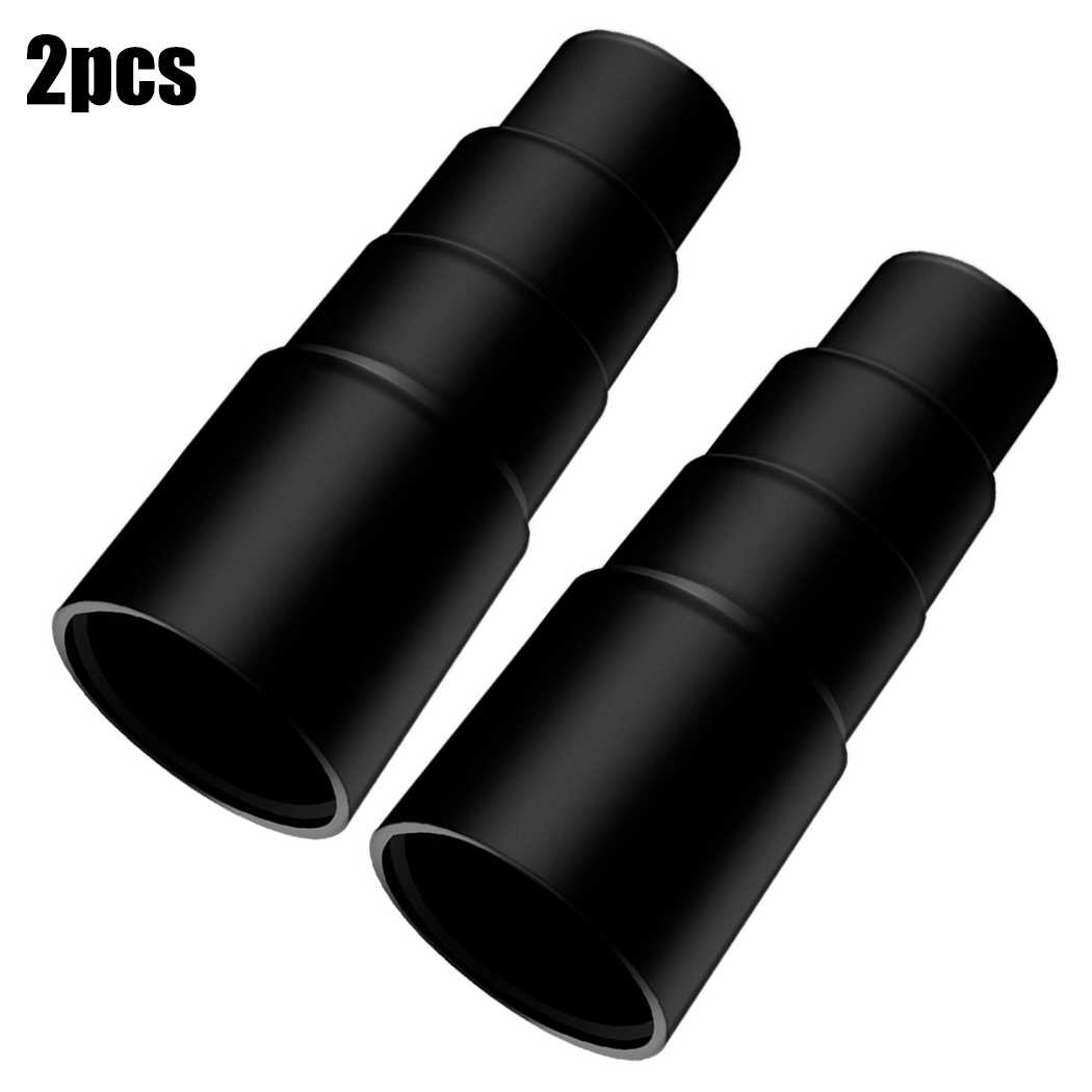 For Karcher Connector Hose Adapter For Dust Electric Tool Vacuum Cleaner 2pcs