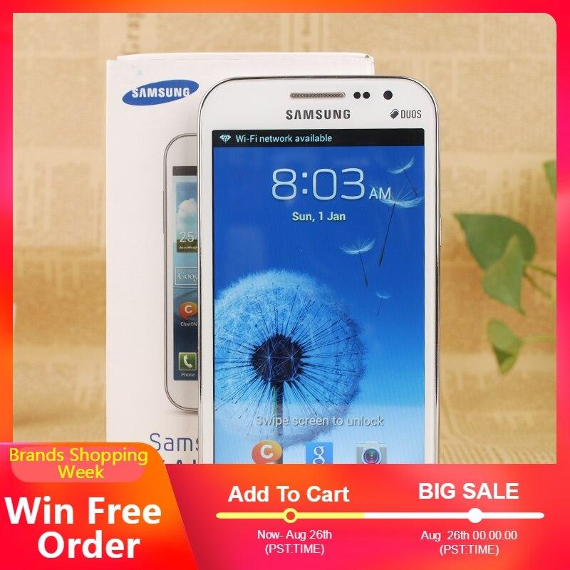 Unlocked Samsung Galaxy Win I8552, 4GB ROM Bluetooth Wifi