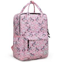 School Backpacks for Kids Toddler Water-Resisant Backpack  Girls With Chest Strap Unicorn