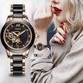 SUNKTA подарок Алмазная поверхность керамический ремешок модные водонепроницаемые женские часы лучший бренд Роскошные Кварцевые часы для же...