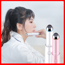 CE001 Vibration Eye Massager Electric Beauty Device Eye Care Tools Iontophoresis Anti-Ageing Wrinkles Blackeyes Remover electric thermal eye massager eye care beauty instrument device remove wrinkles dark circles puffiness massage relaxation