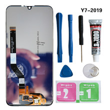 "Original 6.26"" for Huawei Y7 Pro Prime 2019 LCD Display Touch Screen Digitizer Assembly LCD Display TouchScreen Repair Parts(China)"