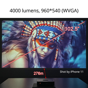 Image 5 - TouYinger K2 DLP Bluetooth Smart Android projector Wifi support FULL HD Video Mirroring 2GB RAM 32GB ROM home cinema movie 3D