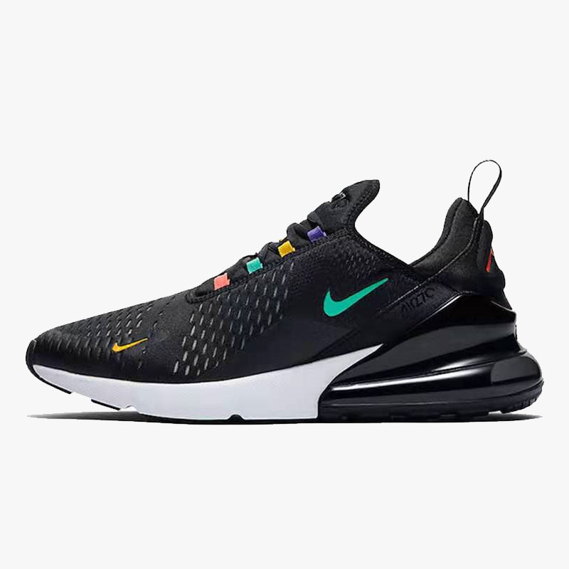 Original Authentic Nike Air Max 270 Women's Running Shoes Breathable Sports Shoes Outdoor Sports Shoes 2019 New AH6789-023
