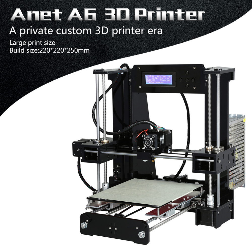 Anet ET4 Pro A6L Impresora 3D Printer With Auto Self-Leveling 14