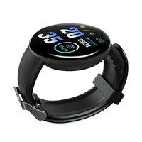 BT4.0 1.3 شاشة ملونة مقاس بوصة ساعة ذكية Heartrate جهاز تعقب للياقة البدنية أسورة ضد الماء TFT اللياقة البدنية ساعة ذكية حار الروبوت OS Ios