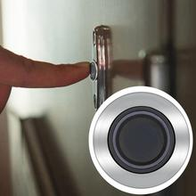 Биометрический замок с отпечатком пальца, полупроводниковый замок без ключа, замок для шкафа с отпечатком пальца, ящик для офиса, файл, шкаф, безопасность, умный дверной замок