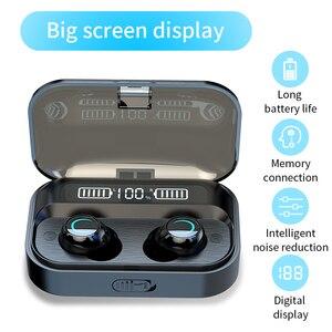 G05 TWS Touch 5.0 Wireless Blu