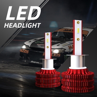 Car K5 LED Car Light LED Bulb H1 H4 H7 H11 LED Headlight Bulb Kit 9005 9006 Headlight 2000LM 6000K 18W 36V Car Headlight