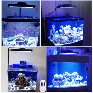 Image 5 - Marine led light aquarium lamp led lights for aquarium led lighting fish tank lights remoter aquarium decoration light