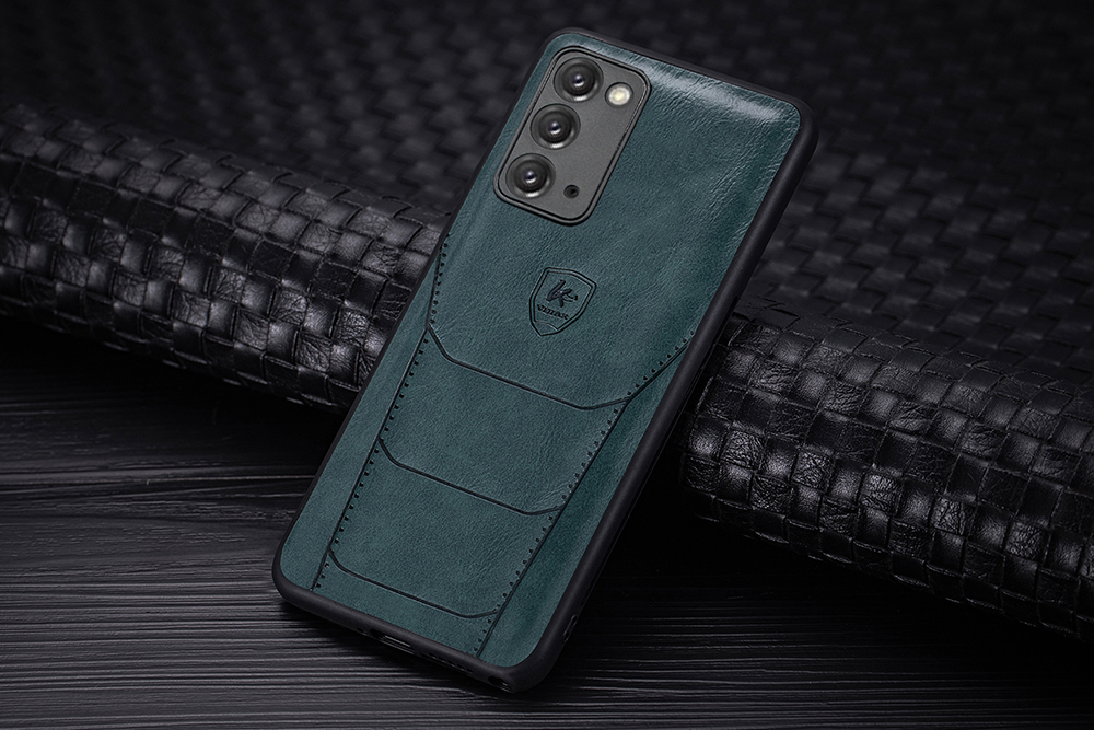 Galaxy NOTE 20 Ultra leather case 12