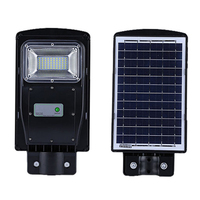 Solar Street Light PIRMotion Sensor Garden ABS Plastic Landscape Rustproof Led Super Bright Radar Induction 20W Wall Lamp