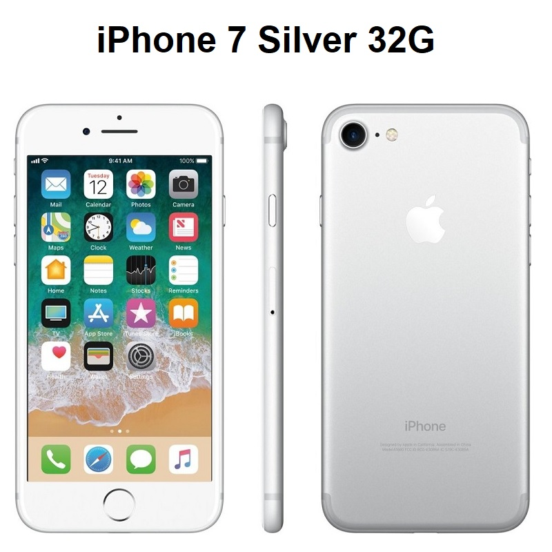 iPhone7 Silver 32G
