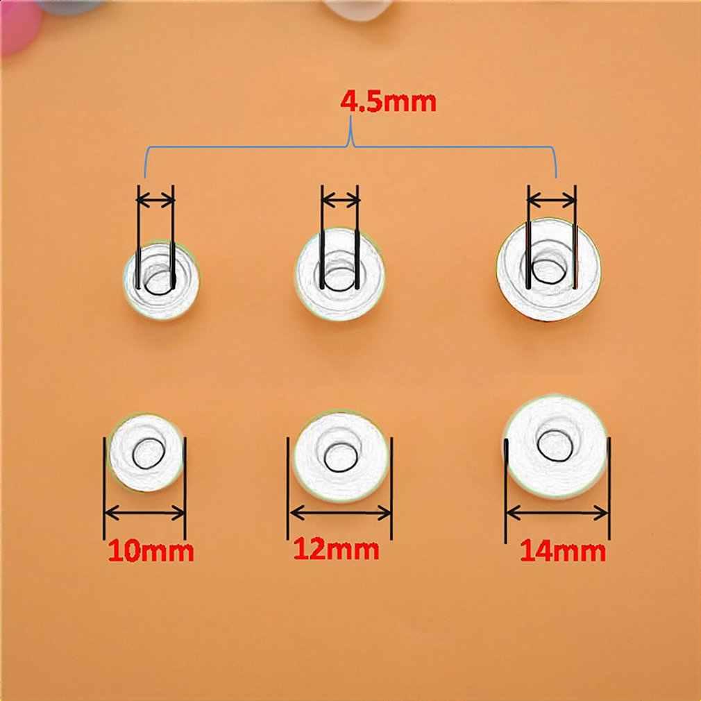 4.5 ミリメートルインイヤーボウル型シリコーンイヤホン耳キャップヘッドホンカバーシリコーン耳栓ヘッドセットカバー