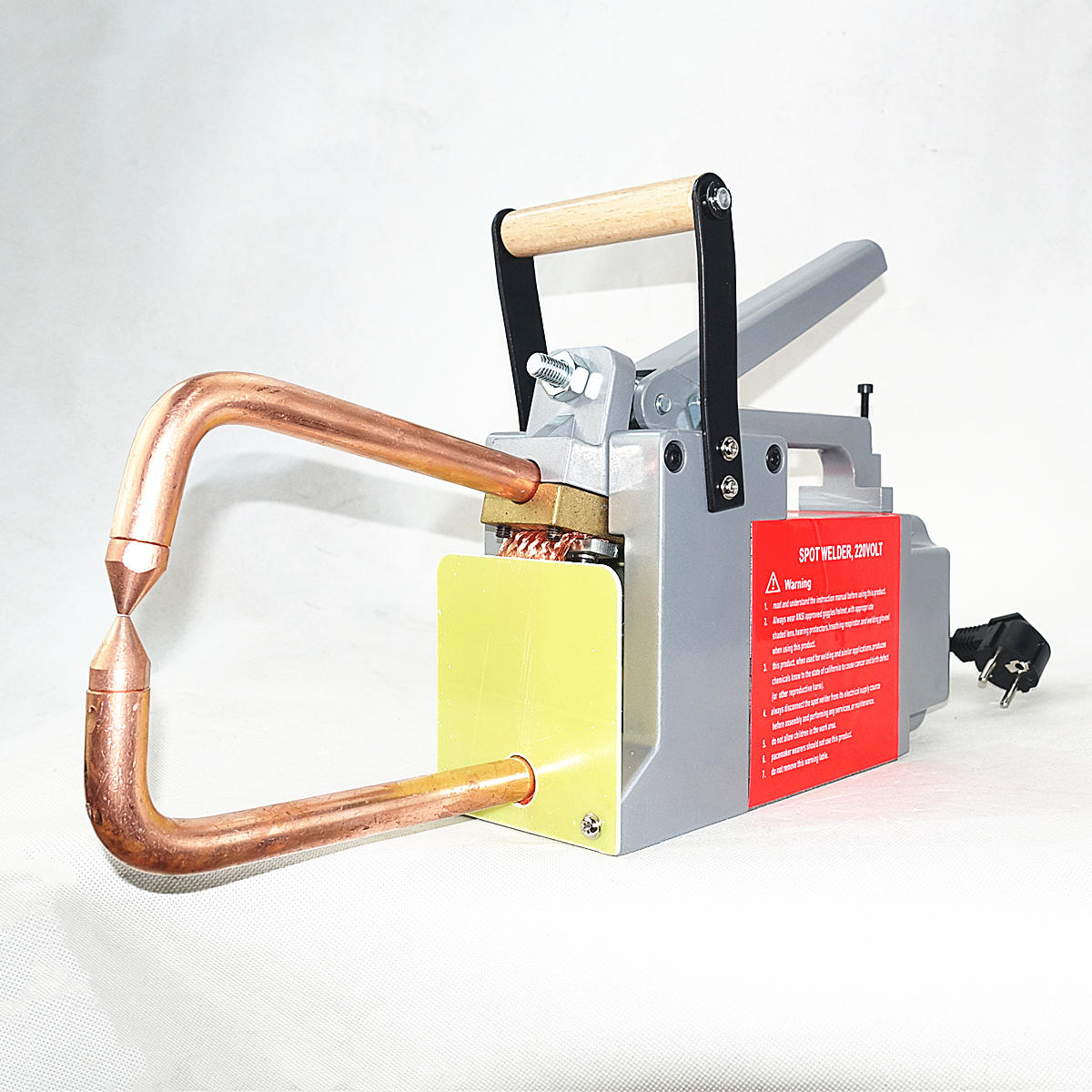 Resistance Spot Welding Machine 230V/110V Welding Thickness 1.5+1.5mm Steel Plat CE Portable Spot Welder