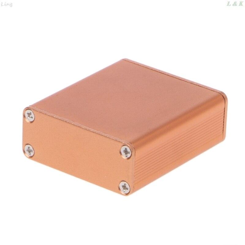 Aluminum PCB Instrument Box Enclosure Electronic Project Case DIY 80x50x20mm Hot