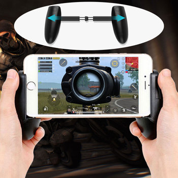Game Controller For Mobile Phone Accessoreis Handle Grip Gaming Holder For 4.5-6.4 Phones For Pubg Controller Gamepad TXTB image