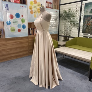Image 2 - A line Bridesmaid Dresses Long African Women 2020 Sleeveless Long Maid Of Honor Dress Sexy High Split Dress For Wedding Party