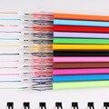 12 teile/satz Diamant Kopf Minen Bleistift Liefert Süßigkeiten Farbe Roller Ball Gel Stift Refill Student Schreiben Malerei Lieferungen