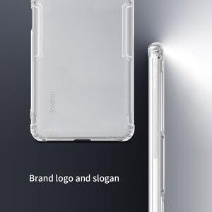 Image 4 - Nillkin – Coque de téléphone en Silicone souple pour Xiaomi POCO F3, 5G, 0.6mm, fine, transparente, Funda