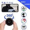 A9 1080P Wifi мини Камера, домашней безопасности P2P Камера Wi-Fi Ночное видение Беспроводной Камеры Скрытого видеонаблюдения Камера, удаленное упра...