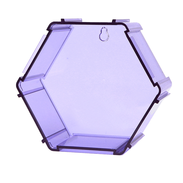 New! 10 Colors Acrylic Display Case Storage Case Box Show Case For Doll Model Collectibles 5