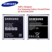 100% Batterie d'origine EB-BG531BBE pour Samsung Galaxy Grand Prime J3 J5 G530F G531F J500 J3 2016 J320F SM-J320FN G5308W G532F