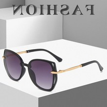 QQ6046 Vintage fashion sunglasses Women Luxury design glasses  classics UV400 Men Sun Glasses lentes de sol hombre/mujer