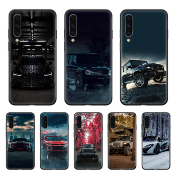 Cool JP Wrangler Phone case hull For Samsung Galaxy A 50 51 20 71 70 40 30 10 E 4G S black shell 3D cell cover art funda pretty image
