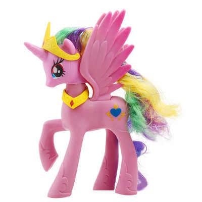 Unicorn prenses ritim at PVC eylem oyuncak figürler çocuk oyuncakları 14 CM yüksek