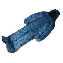 Зимний спальный мешок для ходьбы сращивающийся портативный ультралегкий