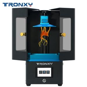 Image 3 - TRONXY Ultrabot SLA طابعة ثلاثية الأبعاد الأشعة فوق البنفسجية الراتنج 2K LCD ثلاثية الأبعاد الطابعات خارج الخط الطباعة Impresora ثلاثية الأبعاد Drucker مجموعة الطابعة Impressora ريسينا
