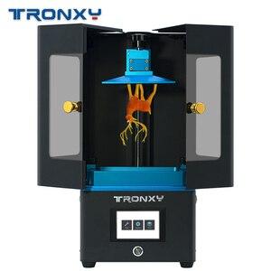 Image 3 - TRONXY Ultrabot SLA 3D Printer UV Resin 2K LCD 3D Printers Off Line Printing Impresora 3d Drucker Printer Kit Impressora Resina