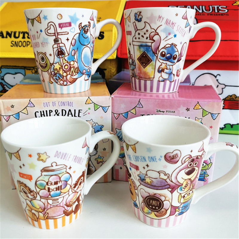 animado copo de agua cafe cha leite 02