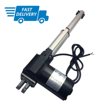 цена на LW DC 12V Electric Motor Linear Actuator 24V 4000&6000N 100-800mm Stroke 6-10mm/s Speed Super High Torque Linear Motor Putter