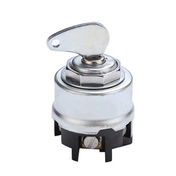 Carprie samochodowe przełącznik uniwersalny 24V 100A 6 pozycji pojazdu przełącznik zapłonu stacyjki z kluczem zapłon samochodu włącznik silnika