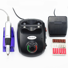 Jewhiteny Nail Drill Machine 35000RPM Manicure Drill Equipment Electric Nail File For Nail Art Design Manicure Machine Set