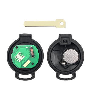 Image 5 - KEYYOU Car Remote Key 433Mhz ID46 Chip Fit 3 Buttons For Mercedes Benz Smart Smart Fortwo 451 2007 2008 2009 2010 2011 2012 2013
