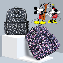 Disney Diaper Bags Travel Backpack Nappy Bag for Mom Baby Care Large Capacity Waterproof Mummy Maternity Bag Diaper Organizer