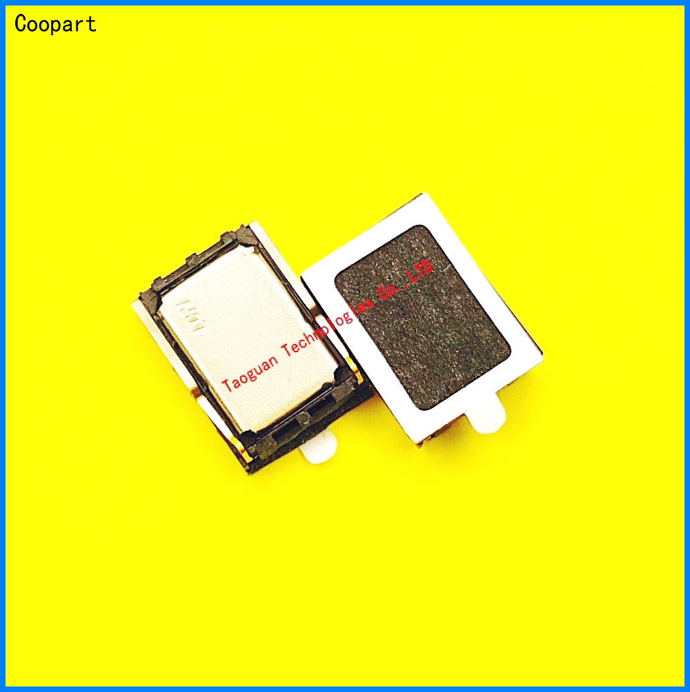 2pcs/lot Coopart New Loud Music Speaker Buzzer Ringer Replacement For Blackview A20 /A20 Pro / A7 / A7 Pro Top Quality