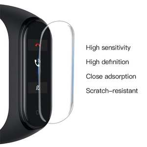 Protective-Film Miband Xiaomi for Hd-Film Smooth-Surface Automatic Adsorption Sensitive