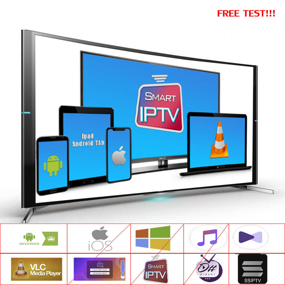 Full HD monde IPTV + 8000 en direct xxx VOD adulte 4K Europe néerlandais israël espagne Portugal Itlay arabe états-unis IPTV abonnement Smart TV M3U