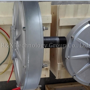 Image 4 - CE 3000W 3KW 1200RPM 380V AC Disc PMG Inner Rotor Three Phases Coreless Permanent Magnet Generator Alternator