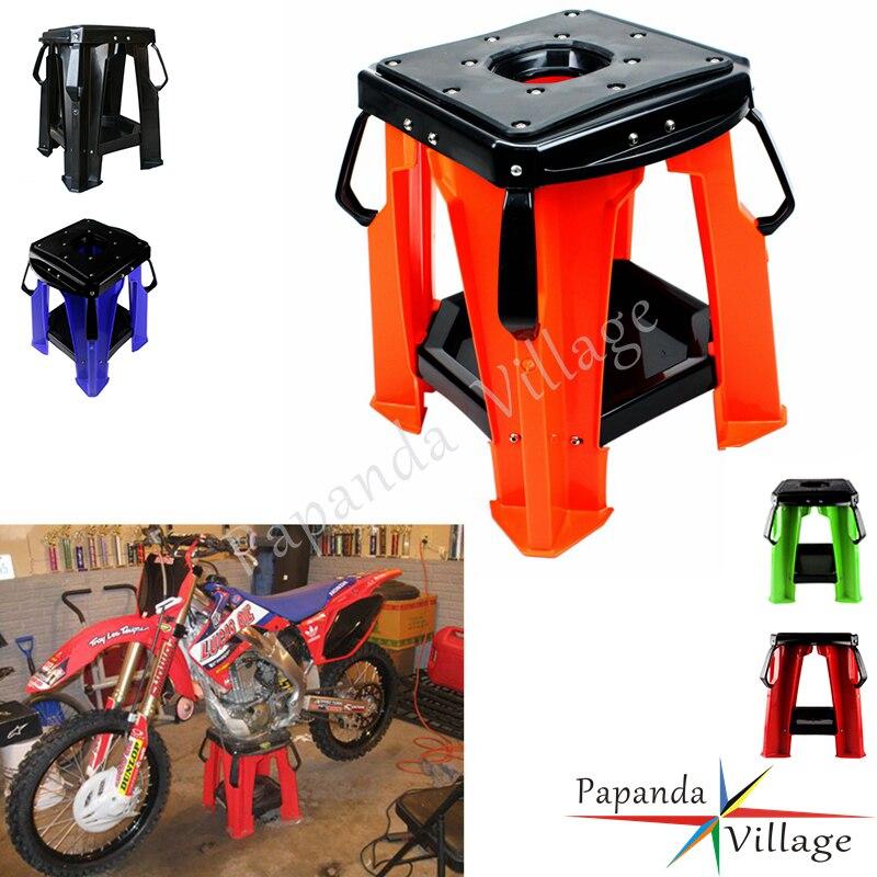 Motocross Work Stand Enduro Offroad Dirt Bike Stand Moto Stand For Honda Yamaha Kwasaki Suzuki KTM EXC SX YZ TTR WR DRZ KLX KX