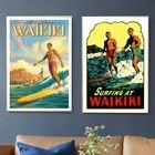 Surfing at Waikiki H...