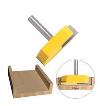 8 мм Нижний фрезерный нож деревообрабатывающий Разрезающий инструмент